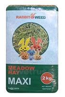 Seno luční Maxi RabbitWeed 2kg 100l