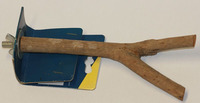 Bidýlko dřevěné přírodní+úchyt