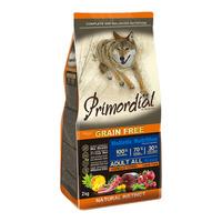 Primordial 2kg Adult Tuna & Lamb