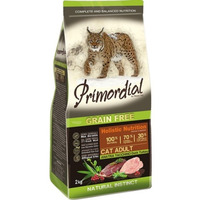 Primordial Cat 2kg Adult Duck & Turkey