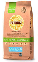 Petkult 12kg Junior Maxi Lamb/Rice