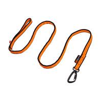 Vodítko Bungee Leash 2m oranžové Non-stop Dogwear