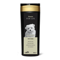 Šampon Fitmin For Life 300ml White dogs