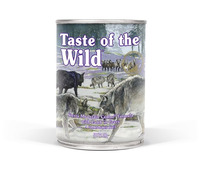 Taste of the Wild 390g Sierra Mountains Can Dog