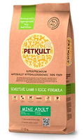 Petkult 2kg Mini Adult Lamb/Rice