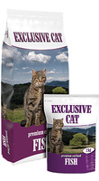 Exclusive Cat 10kg Ryba