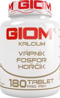 Giom 180 tablet Kalcium