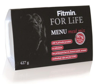 Fitmin for Life Dog 427g Menu meat mix