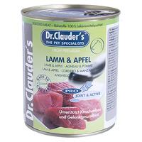 Dr.Clauders 800g Lamm/Apfel