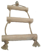 Hračka dřevěný žebřík malý