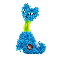 Kočka mop+TPR 23cm modrá