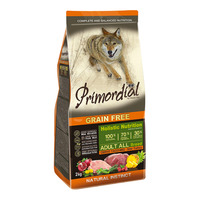 Primordial 12kg Adult Deer & Turkey