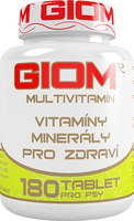 Giom 180 tablet Multivitamín