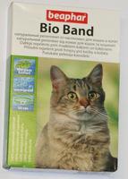 Antiparazitní obojek Bio Band 35cm kočka
