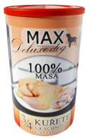 Max 1200g 3/4 kuřete s kachnou