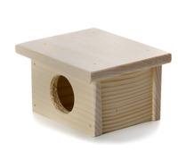 Domek pro myšku dřevo