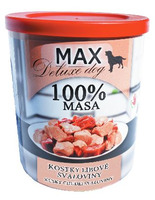 Max 800g kostky libového masa