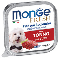 Monge Fresh 100g paštika tuňák