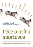 Kniha Péče o psího sportovce