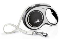 Vodítko Flexi Comfort XS pásek 3m/12kg černé