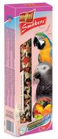 Vitapol tyč 2ks XXL Velký papoušek ovoce