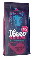 Ibero Natural 3kg Adult Medium