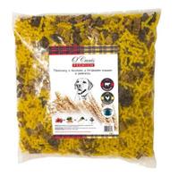Těstoviny Premium O´Canis 1kg s hovězím a drůbežím masem