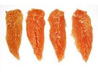Plátky kuřecí sušené měkké 100g
