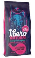 Ibero Natural 3kg Junior Medium