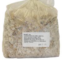 Škvarky krmné 1kg Rybaspol