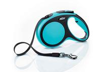 Vodítko Flexi Comfort M pásek 5m/25kg modré