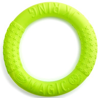 Kroužek Magic ring 27cm zelený JK Animals