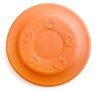Frisbee 17cm oranžové JK Animals