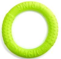 Kroužek Magic ring 17cm zelený JK Animals