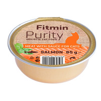 Fitmin Cat Purity 85g alutray Salmon